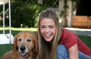 Photo of Denise Richards homestyle