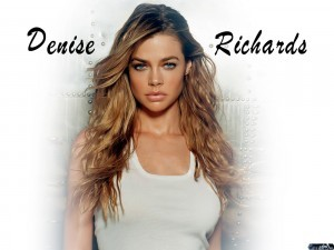 Denise Richards full HD image