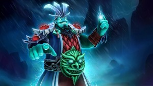 Dota 2 Storm Spirit HD wallpapers