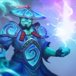 Dota 2 Storm Spirit HD wallpaper