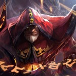 Dota 2 Warlock HD wallpapers