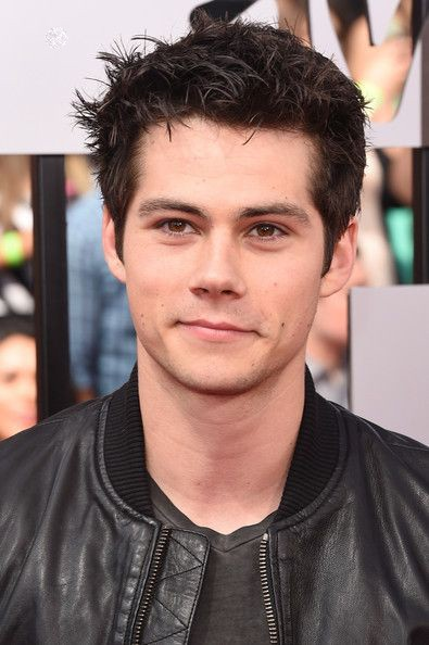 Dylan O'brien smile picture
