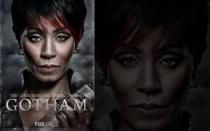 Gotham TV Series Fish Mooney