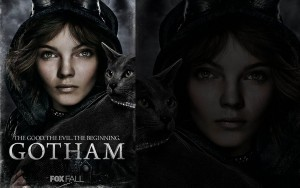 Gotham TV Series Selina Kyle HD