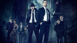 Gotham TV Series wallpaper
