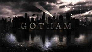 Gotham TV Series high definition background