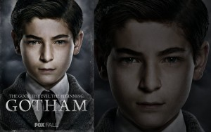 Gotham TV Series little Bruce Wayne