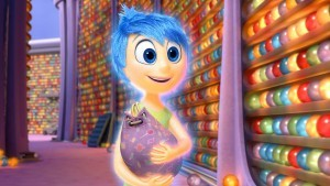 wallpaper of Inside Out Joy