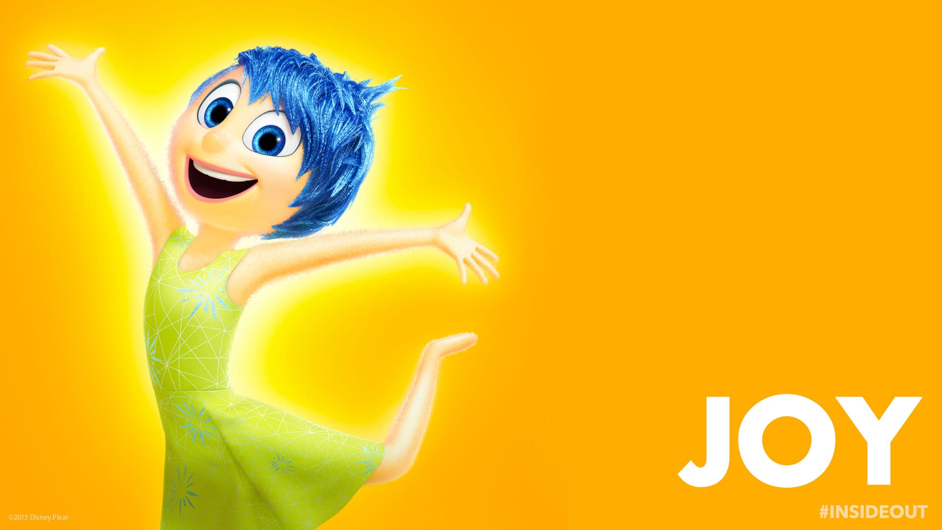 Inside Out Joy wallpapers
