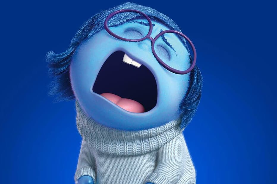 Inside Out Sadness High Quality