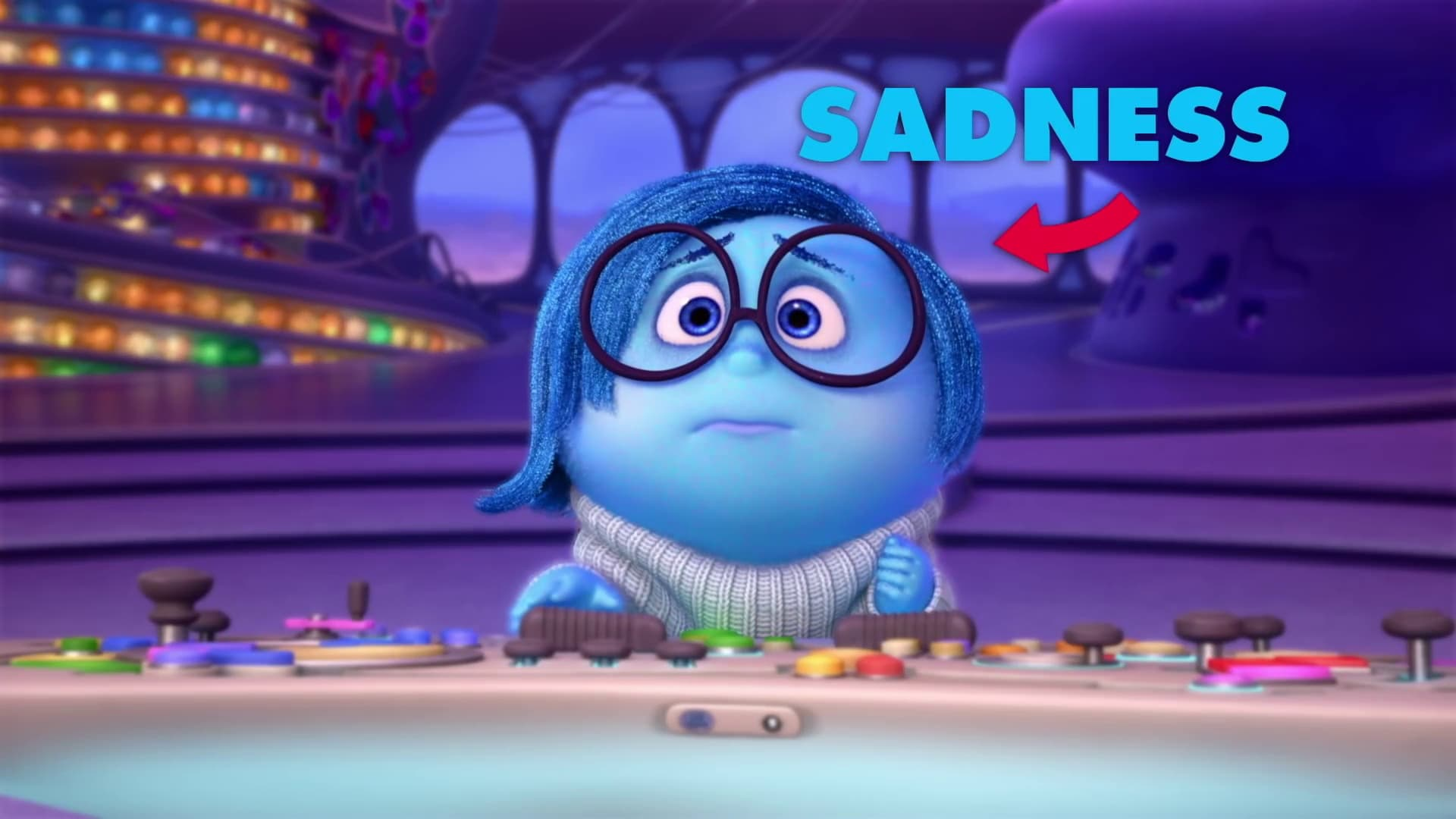 17 Inside Out Sadness Wallpapers Hd Download