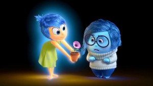 Inside Out Sadness for desktop