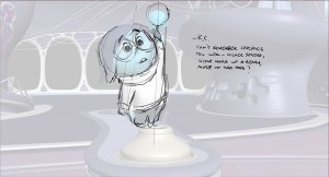 Inside Out Sadness widescreen