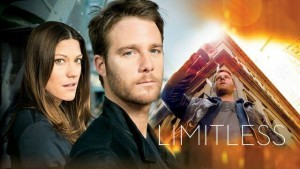 Jake McDorman Limitless for iPad