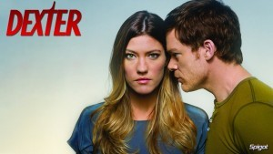 wallpaper of Jennifer Carpenter Dexter