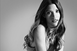 Jennifer Carpenter bw