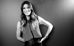 BW picture Jennifer Carpenter