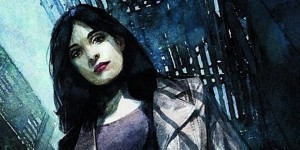 Jessica Jones tv art picture