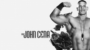 John Cena white background