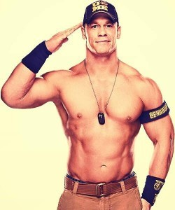 John Cena for iPhone