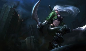 Katarina league of legends wallpapers