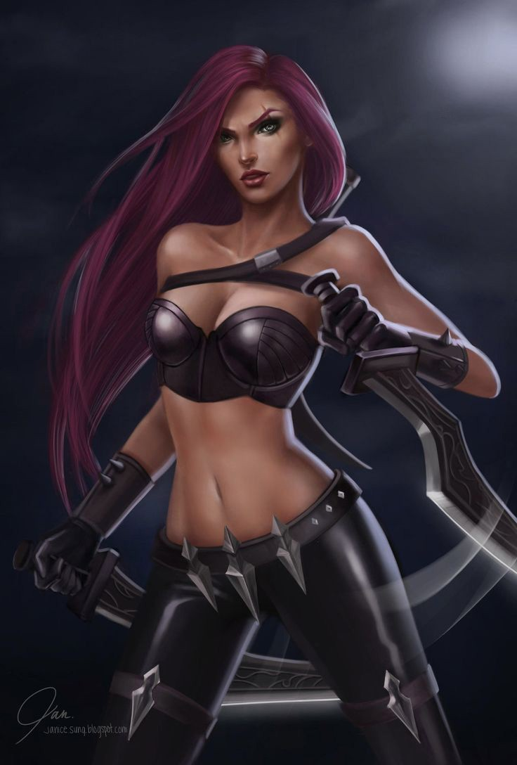 Katarina league of legends for Android