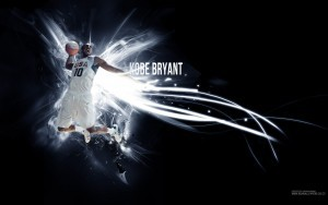 Kobe Bryant art picture