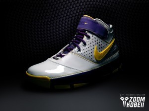 Shoes of Kobe Bryant