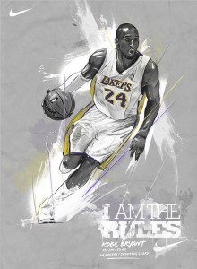 Kobe Bryant iPhone HD image