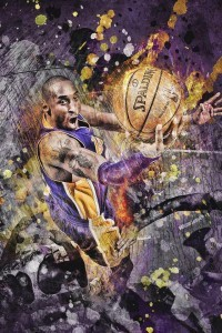 HD Kobe Bryant for iPhone