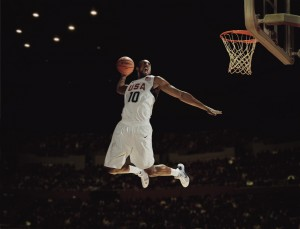 Dunk of Kobe Bryant photo