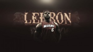 LeBron James 1920x1080p
