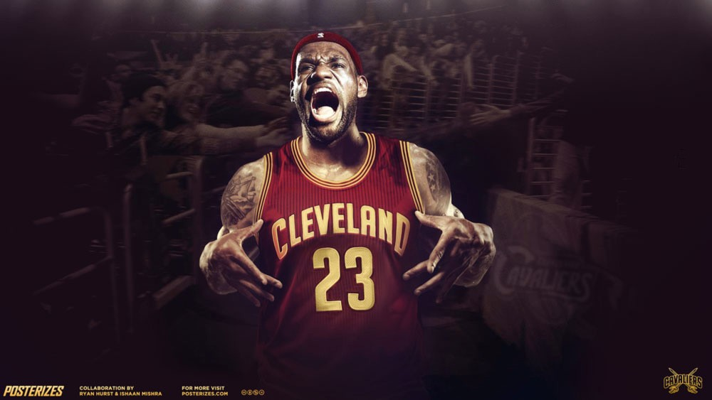48 lebron james wallpapers hd free download funny lebron james free download voltagebd Images