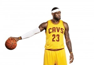 Cavs Lebron James background