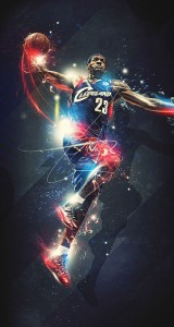 Theme of Lebron James for phones