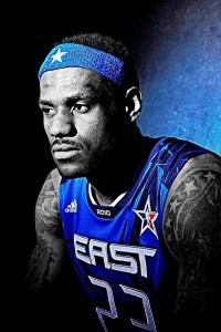 Lebron James for iPhone