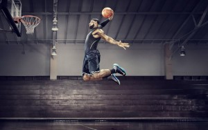 LeBron James Slam Dunk best