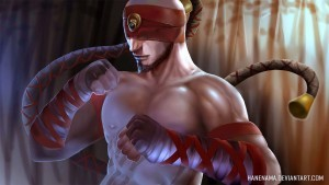 Lee Sin League of Legends HD pic
