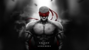 Lee Sin League of Legends 1920x1080p
