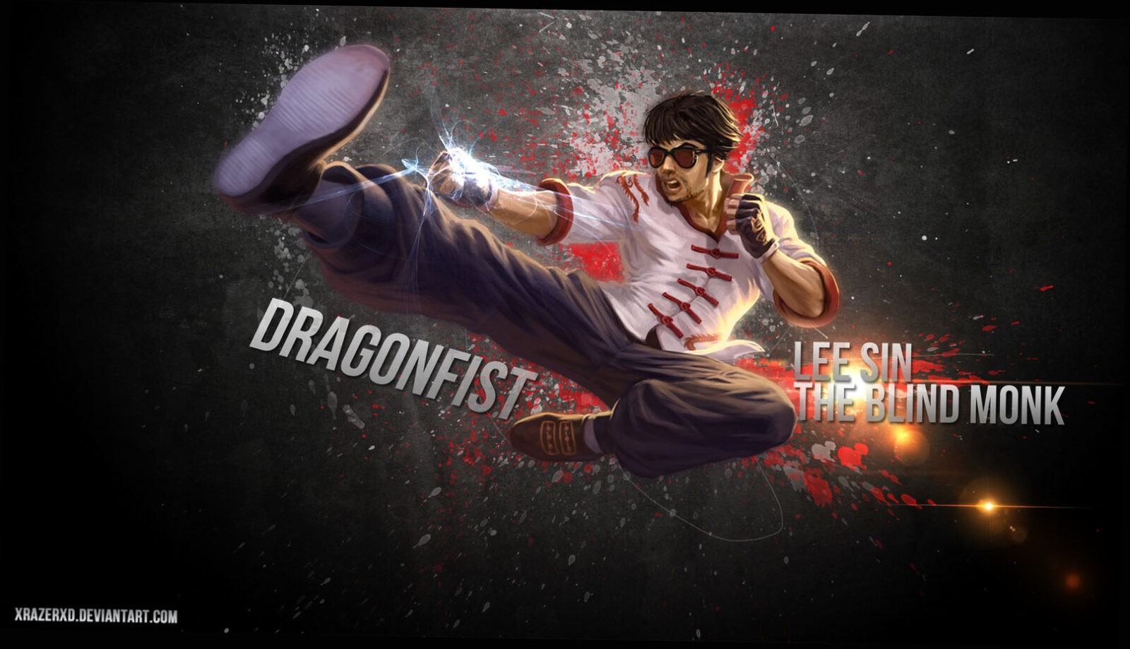 Lee Sin League of Legends pictures