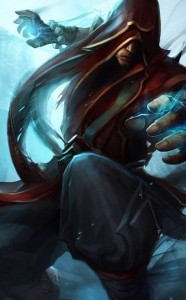 Lee Sin League of Legends themes