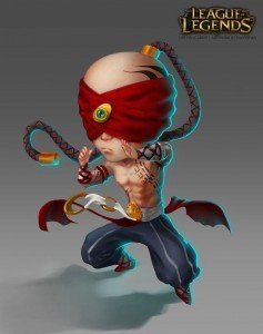 Lee Sin League of Legends Android