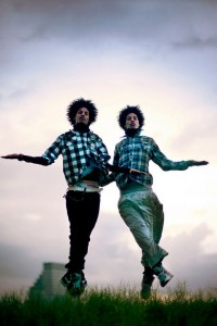 Les Twins for mobile