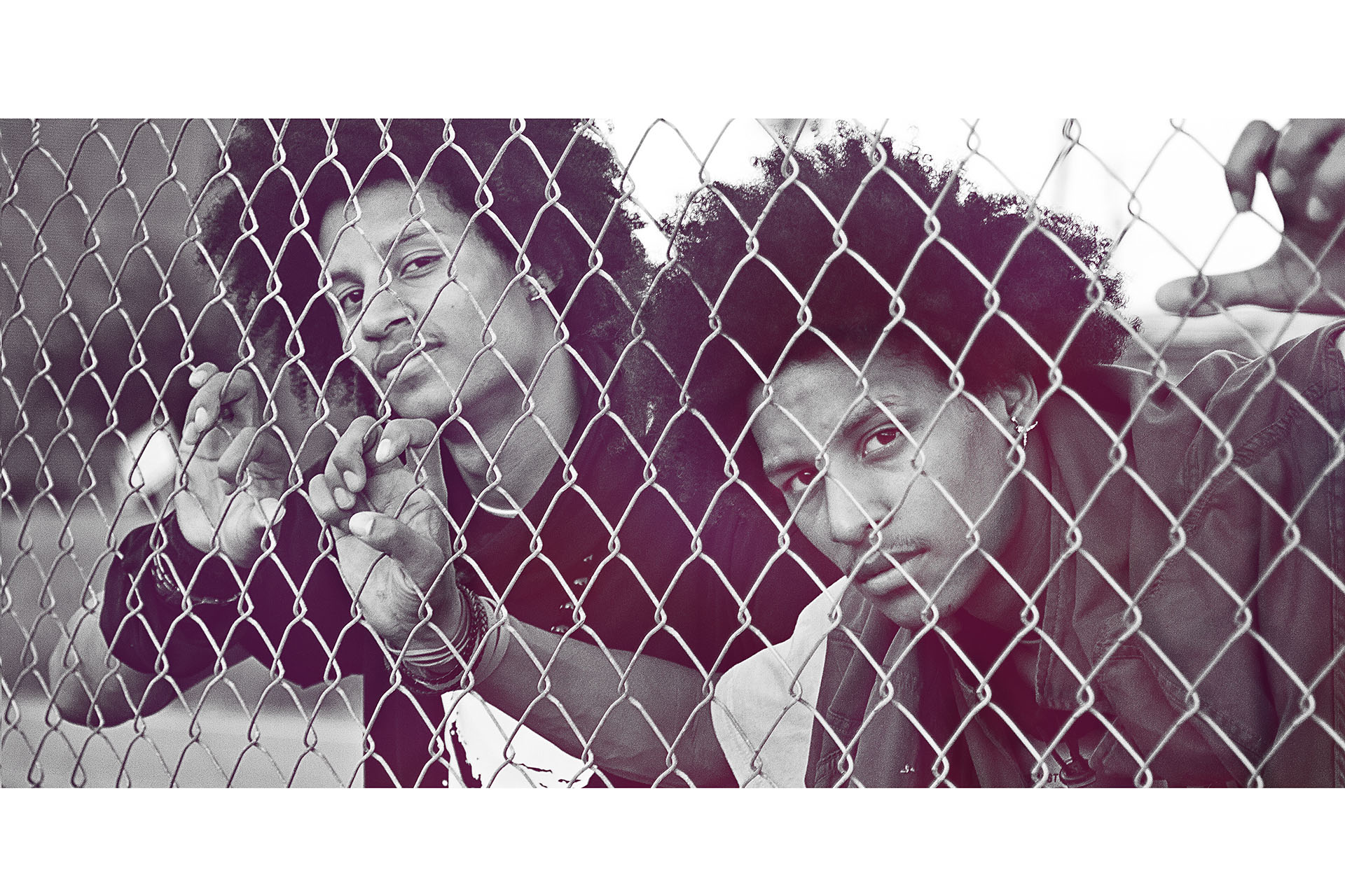 Les Twins brothers