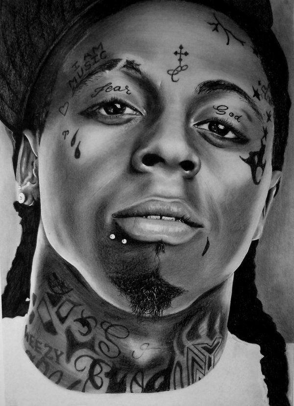 Lil wayne hd wallpapers free download for Mf doom tattoo