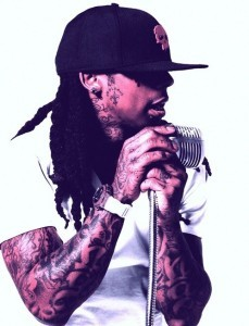 Wallpaper Lil Wayne for iPhone