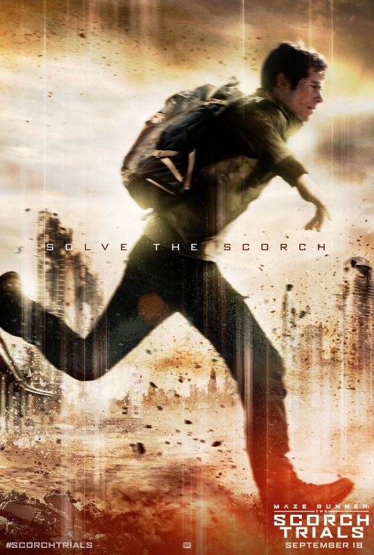 HD themes of Maze Runner The Scorch Trials for Android and iPhone