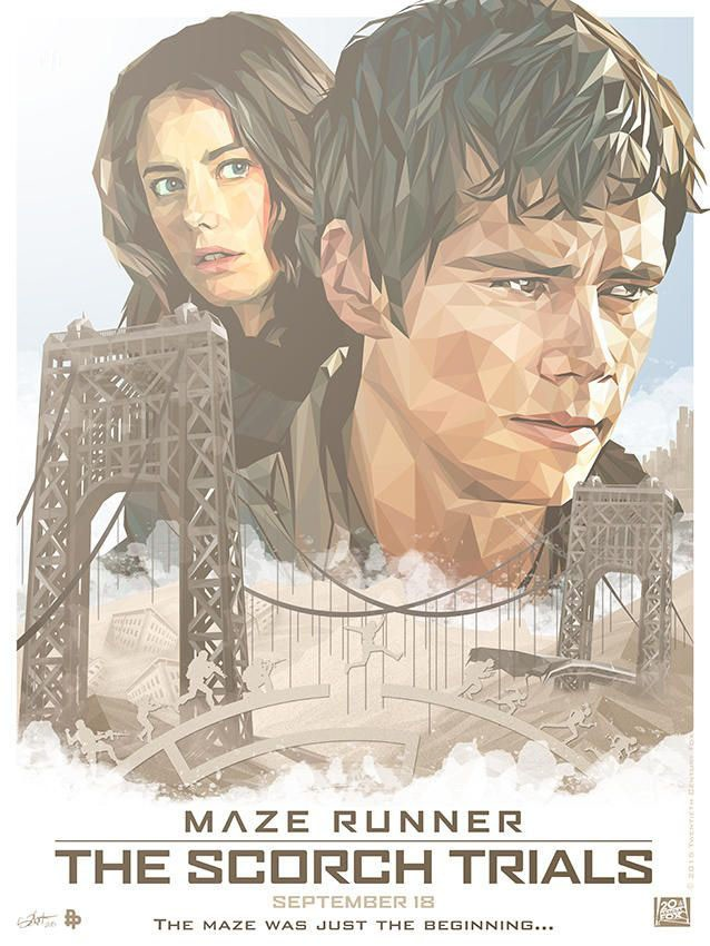 Wallpaper HD Maze Runner The Scorch Trials for Android