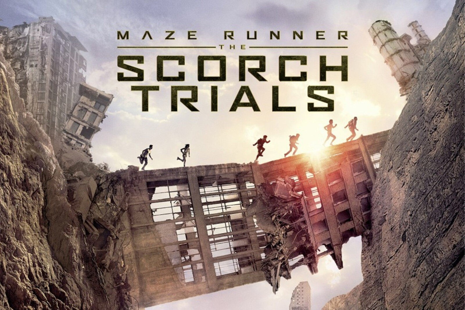 15+ Maze Runner The Scorch Trials wallpapers High Definition