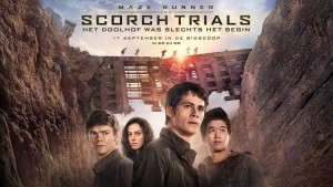 Maze Runner The Scorch Trials for desktop